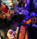 new year jazz club in paris