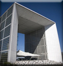 Paris guided tour of La Defense