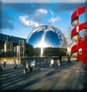 Paris guided tour at La Villette